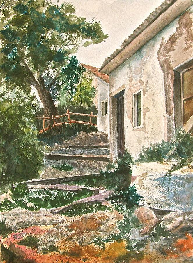 Millstone Aria Painting