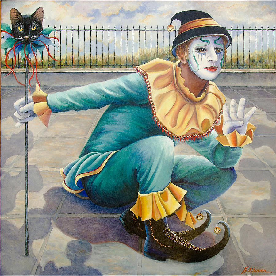Hutch Liz Mime Iv Paintin...