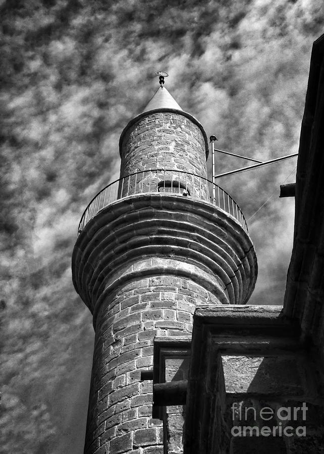 Minaret Photograph