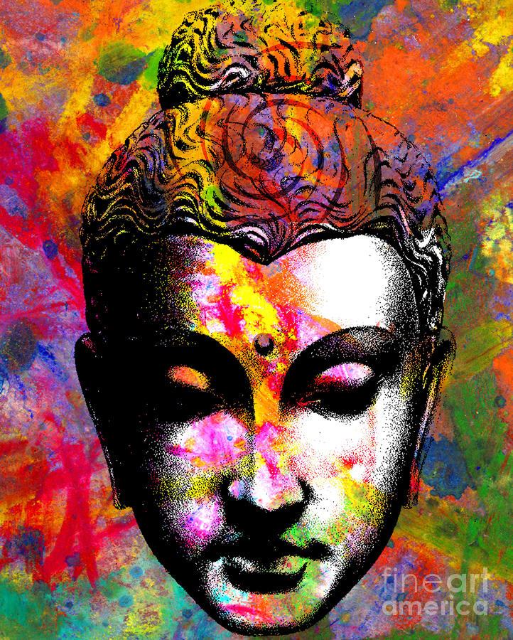 Mind Digital Art  - Mind Fine Art Print