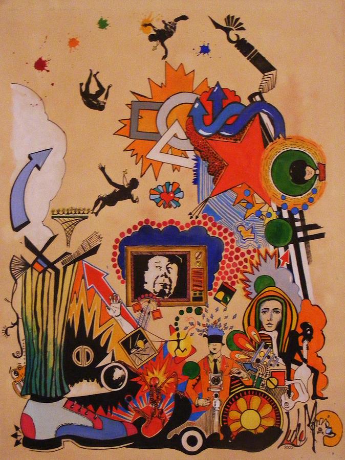 Mindwelling Painting