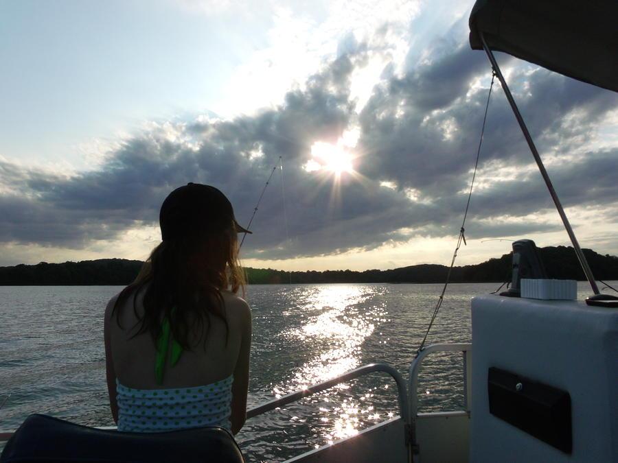 Minnesota Fishing Trip Photograph