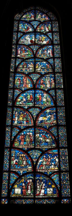 Miracles Of Thomas Becket Photograph