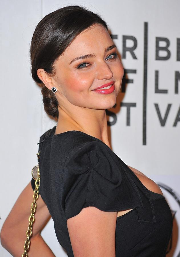 Miranda Kerr At Arrivals For The Good Photograph  - Miranda Kerr At Arrivals For The Good Fine Art Print