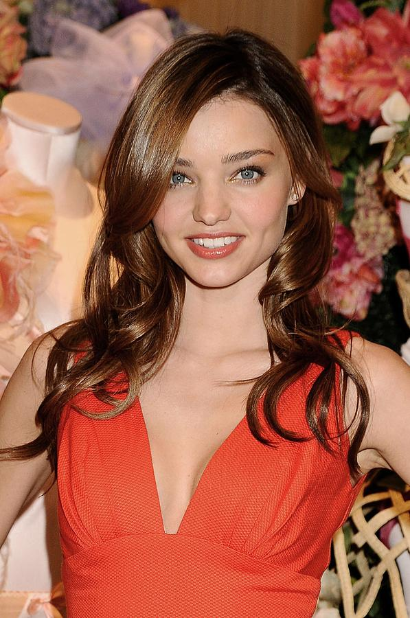 Miranda Kerr At In-store Appearance Photograph  - Miranda Kerr At In-store Appearance Fine Art Print