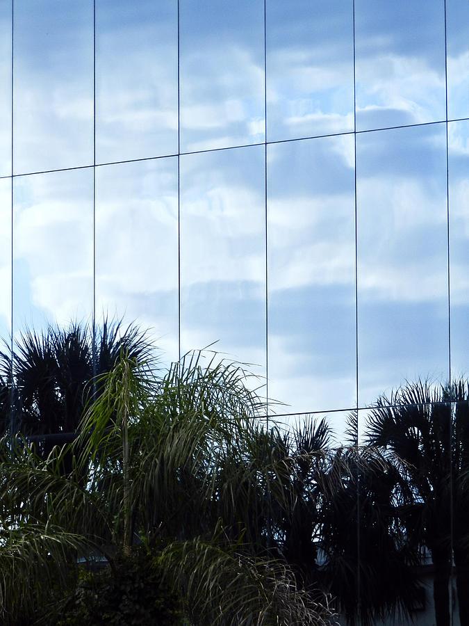 Mirrored Facade 1 Photograph