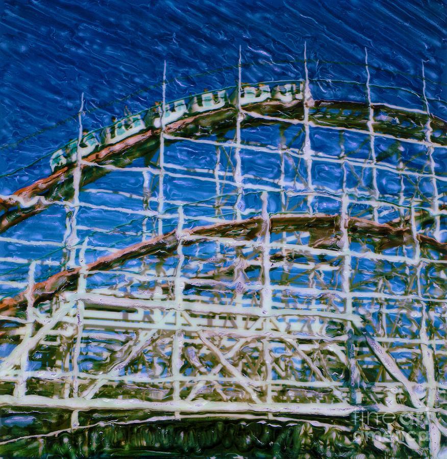 beach roller coaster - photo #11