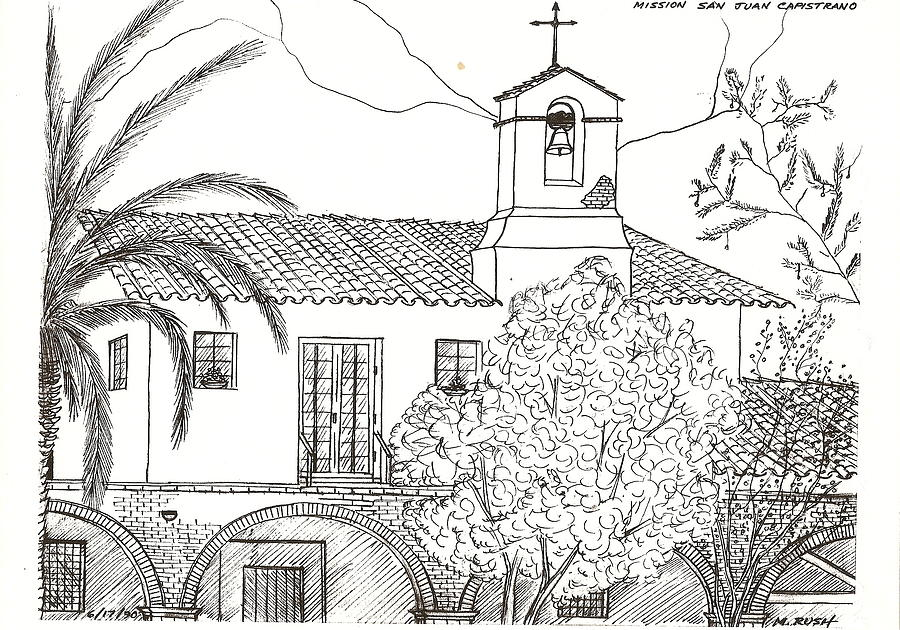 ca missions coloring pages - photo #33