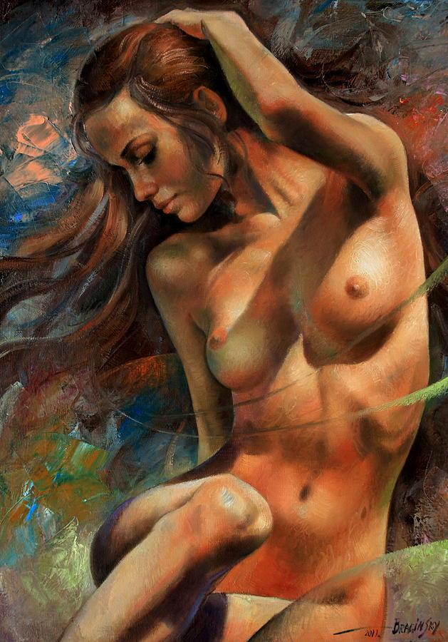 Arthur Braginsky Paintings
