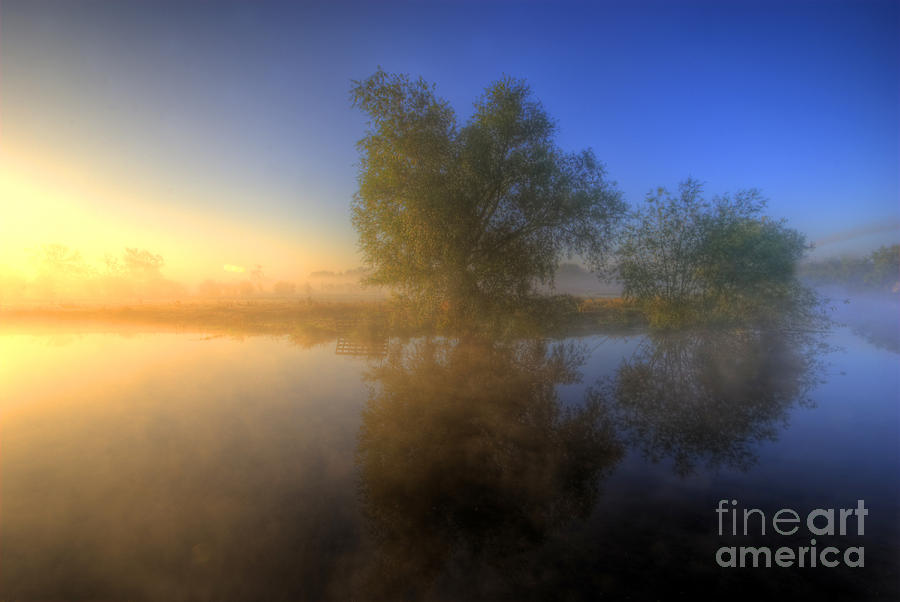 Misty Dawn 1.0 Photograph  - Misty Dawn 1.0 Fine Art Print