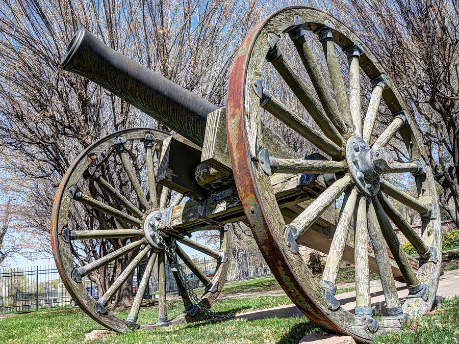 Model 1857 - Napolean - Gun Howitzer  Photograph