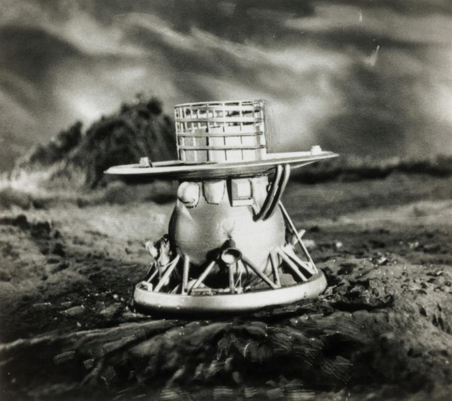 venera 9 spacecraft - photo #15