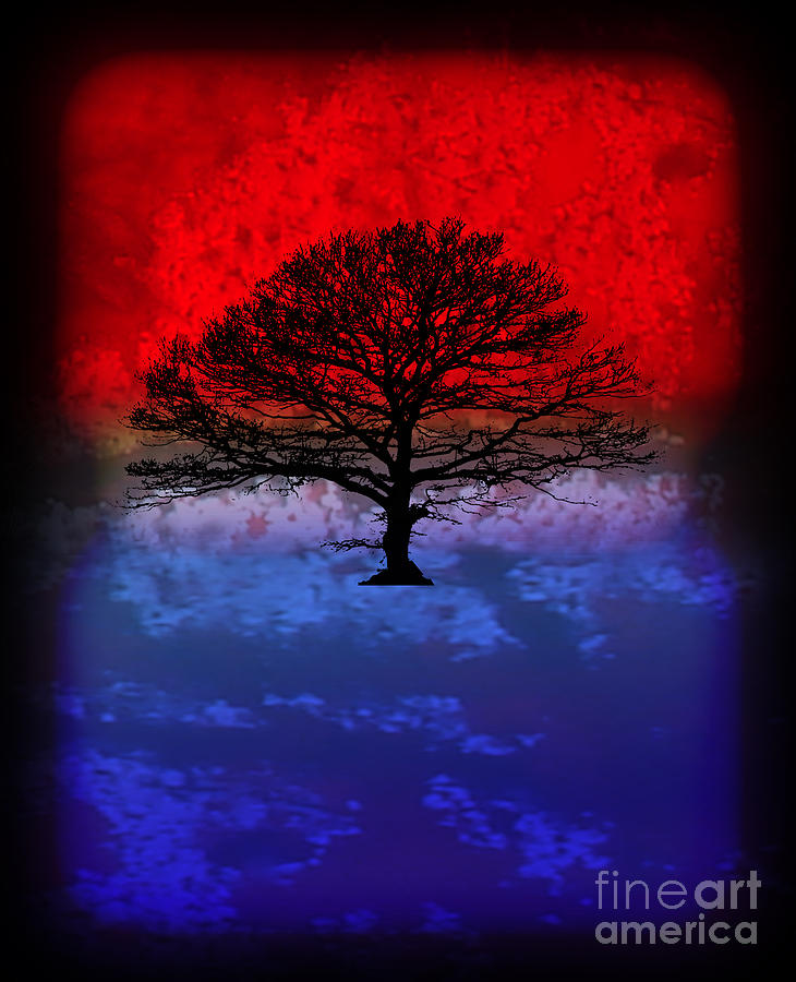 Modern Paintings Abstract Tree Wall Art Painting