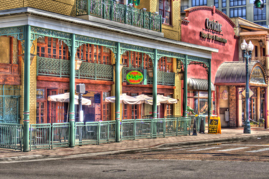 Mojo On Church Street Photograph  - Mojo On Church Street Fine Art Print