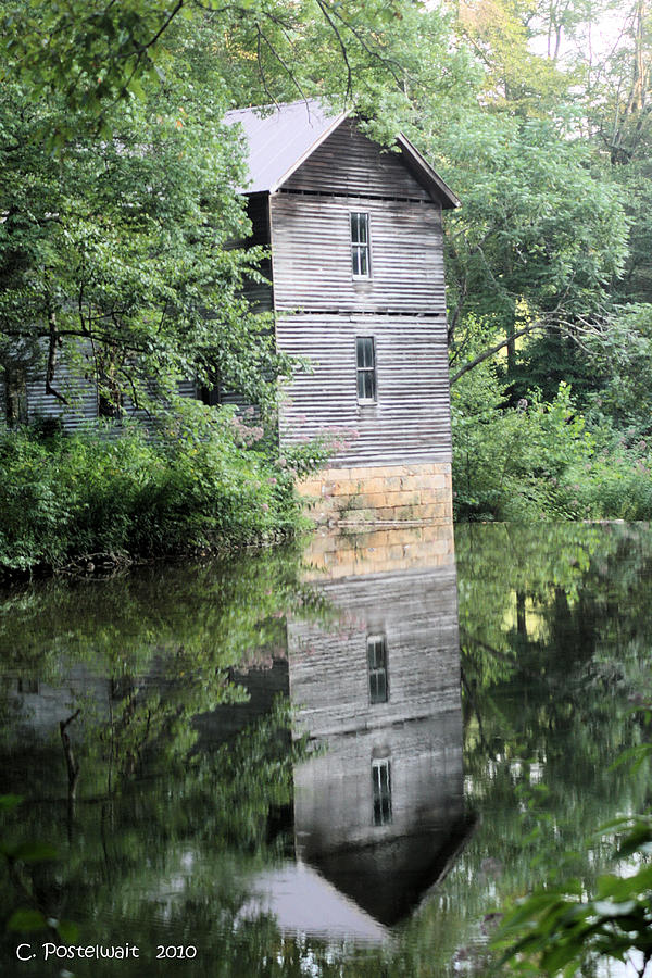 Mollohan Mill 3 Photograph