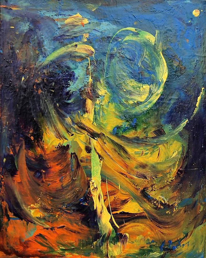 Momentum  Painting