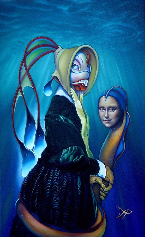 Mona Eelsa Painting
