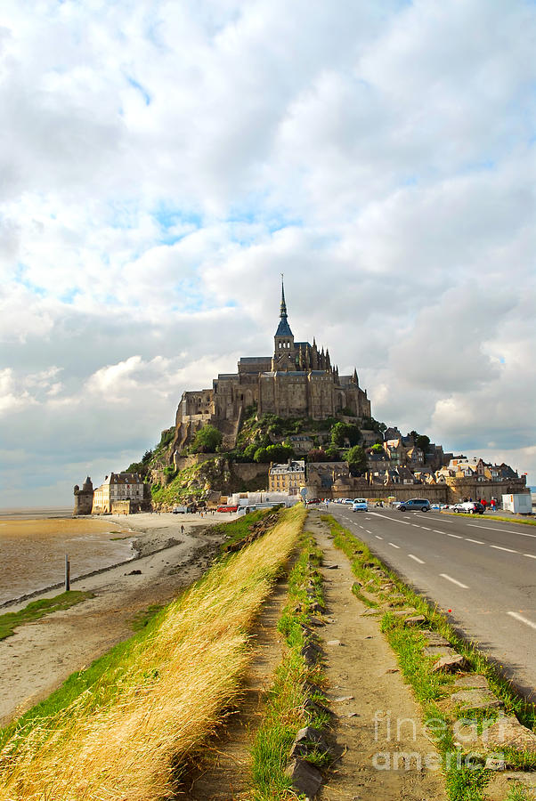 Mont Saint Michel Photograph
