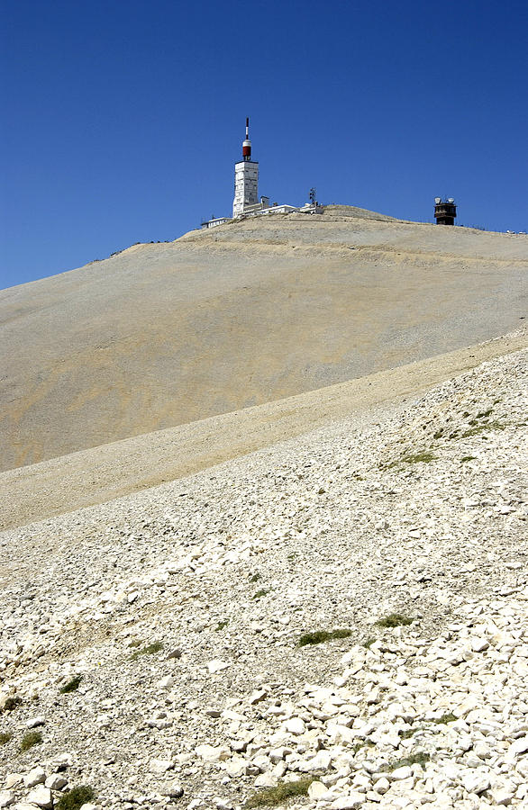 Mont Ventoux.provence Photograph