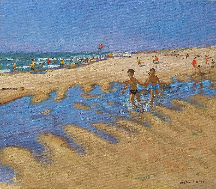 Montalivet France Painting