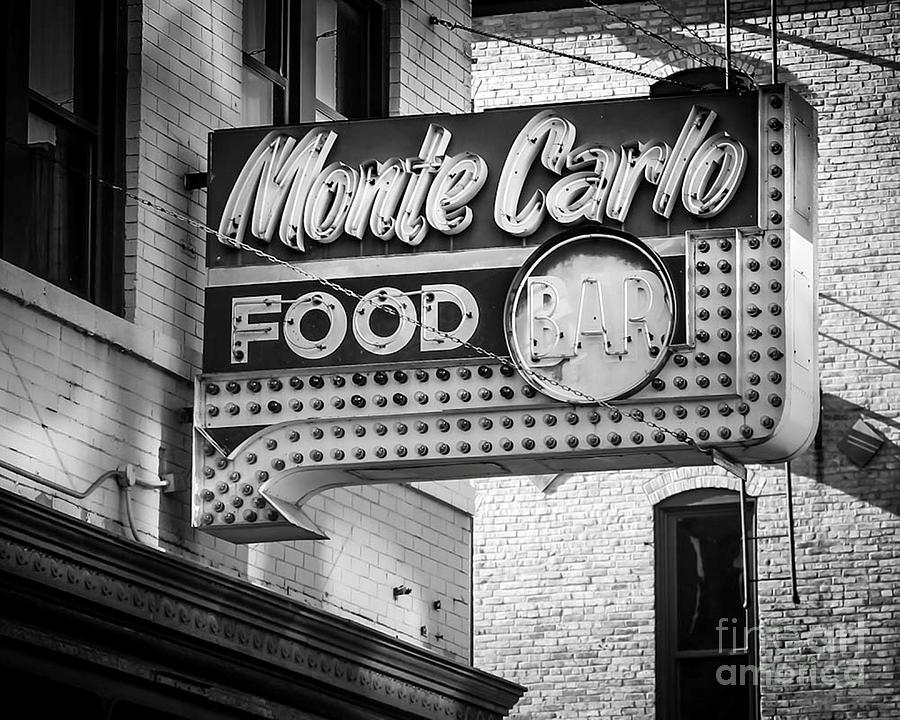 Monte Carlo Food Photograph