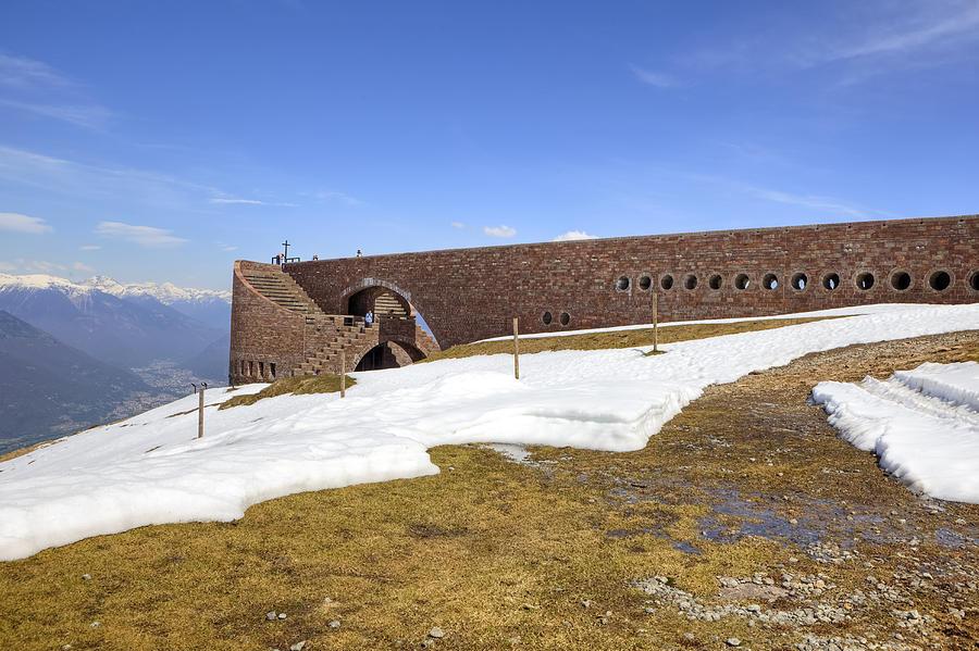 Monte Tamaro Photograph
