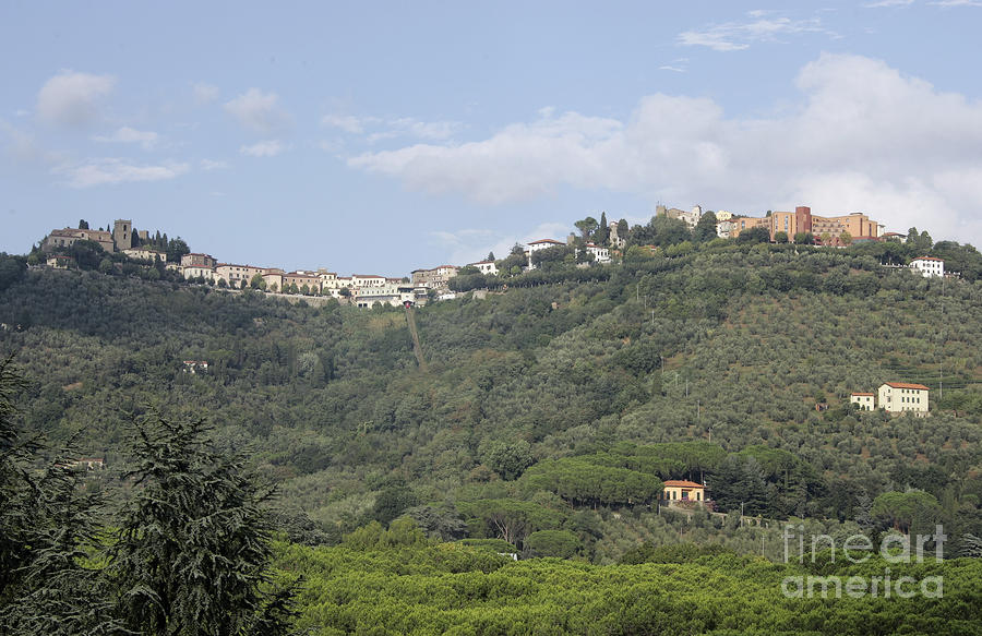 Montecatini Alto Photograph