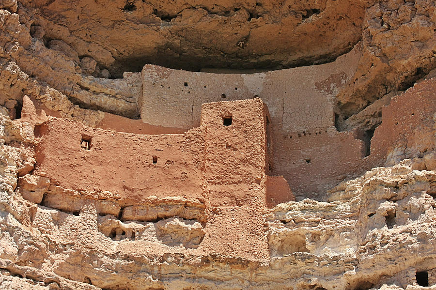 Montezuma Castle - Special In Its Own Way Photograph