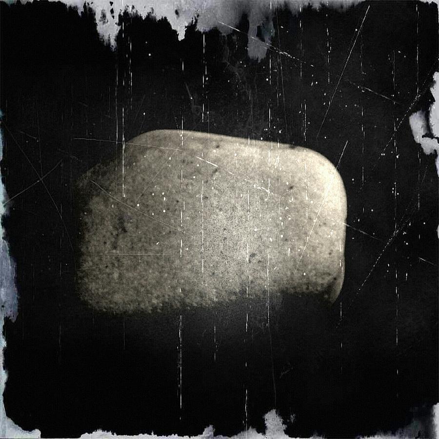 Moon Stone Photograph