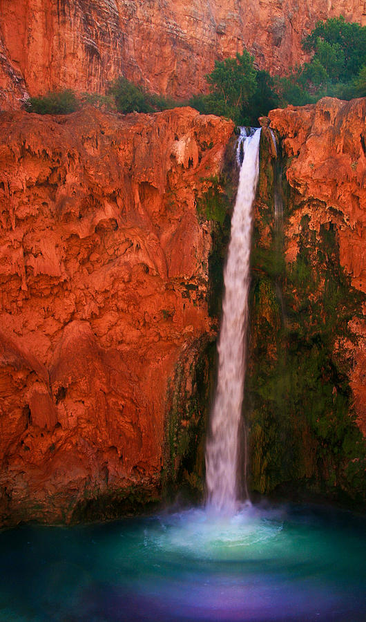 Mooney Falls Photograph  - Mooney Falls Fine Art Print