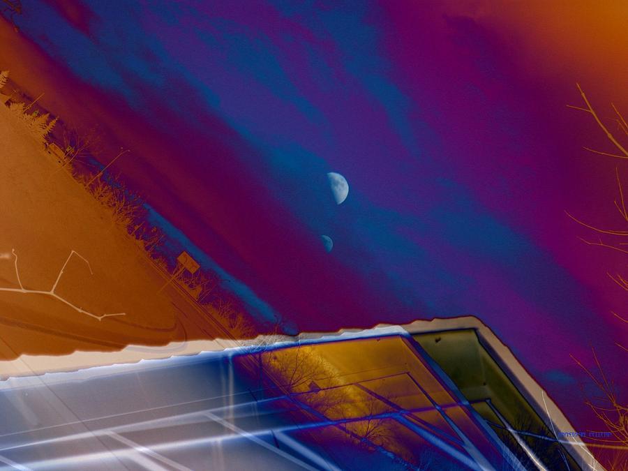 Moonviewfromadistantplanet Photograph