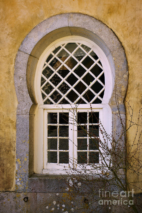 Moorish Window Photograph
