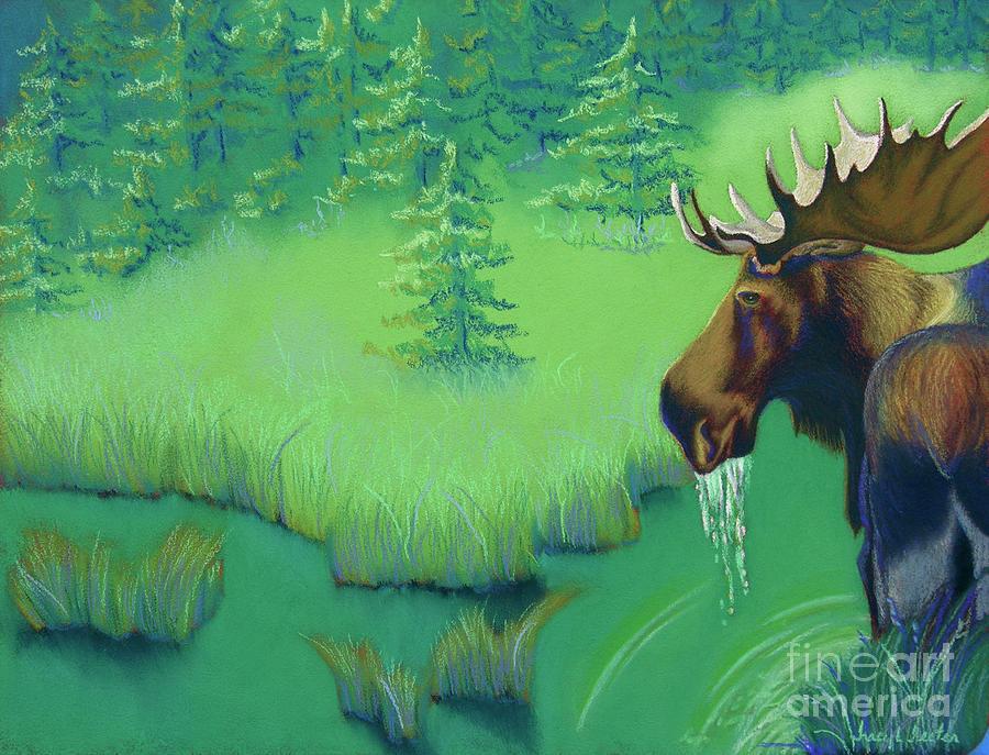 Moose Pastel