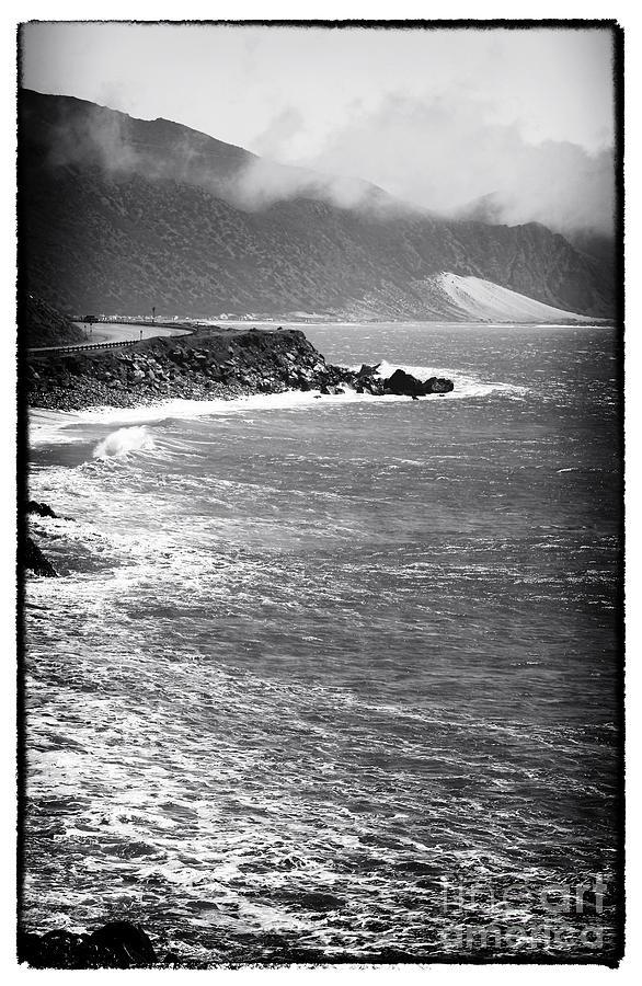 Morning Along The Coast Photograph