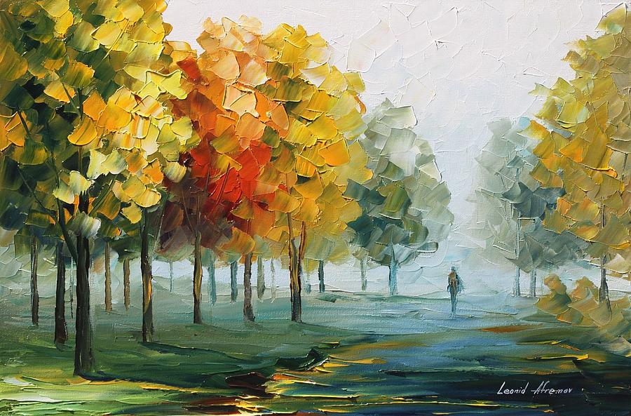 Morning Breeze Painting