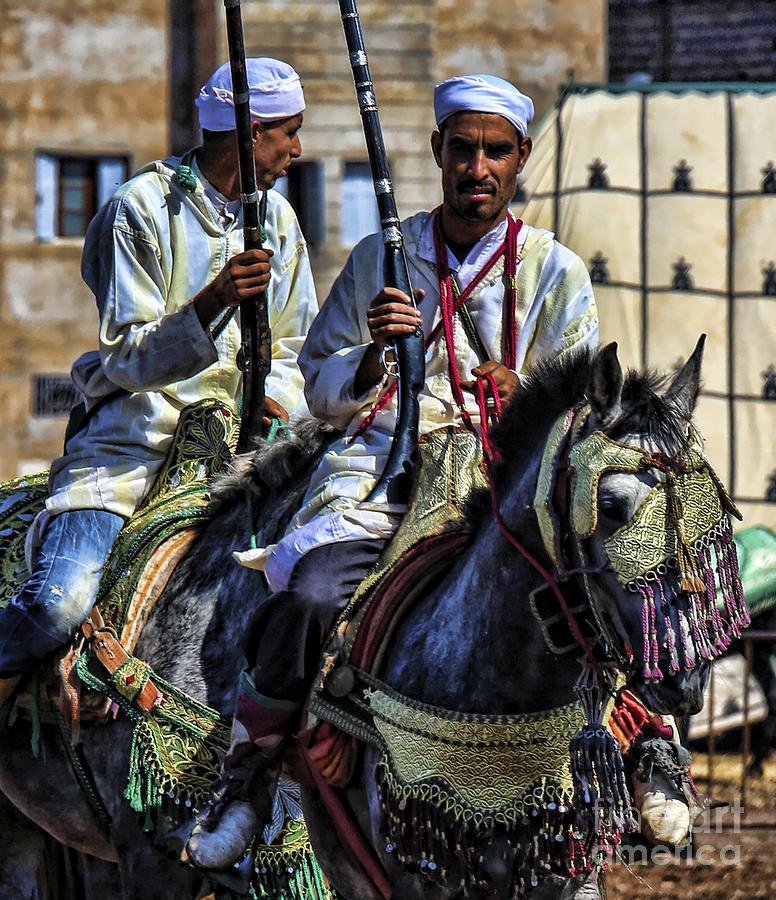 Morocco Dual Photograph