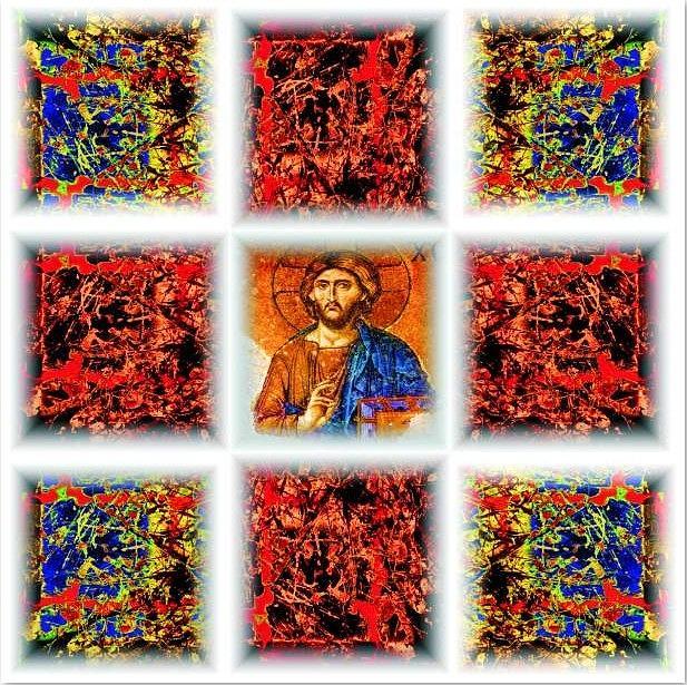 Digital Art - Mosaic by Branko Jovanovic