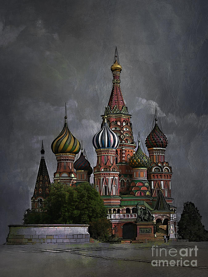 Moscow... Painting