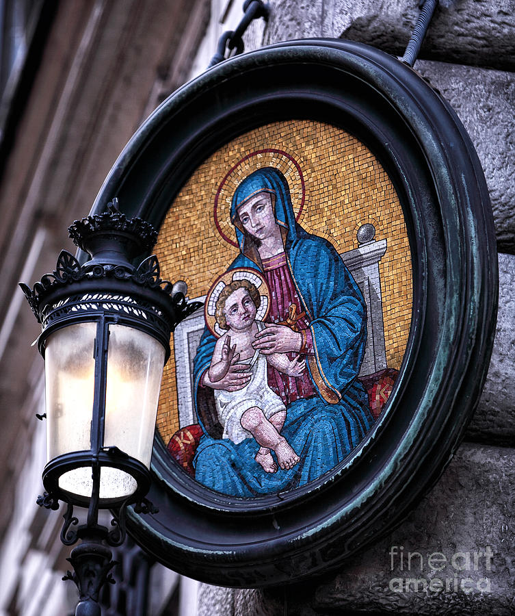 Mother And Child Photograph  - Mother And Child Fine Art Print