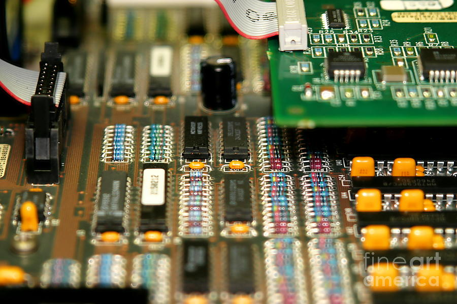 Motherboard Photograph