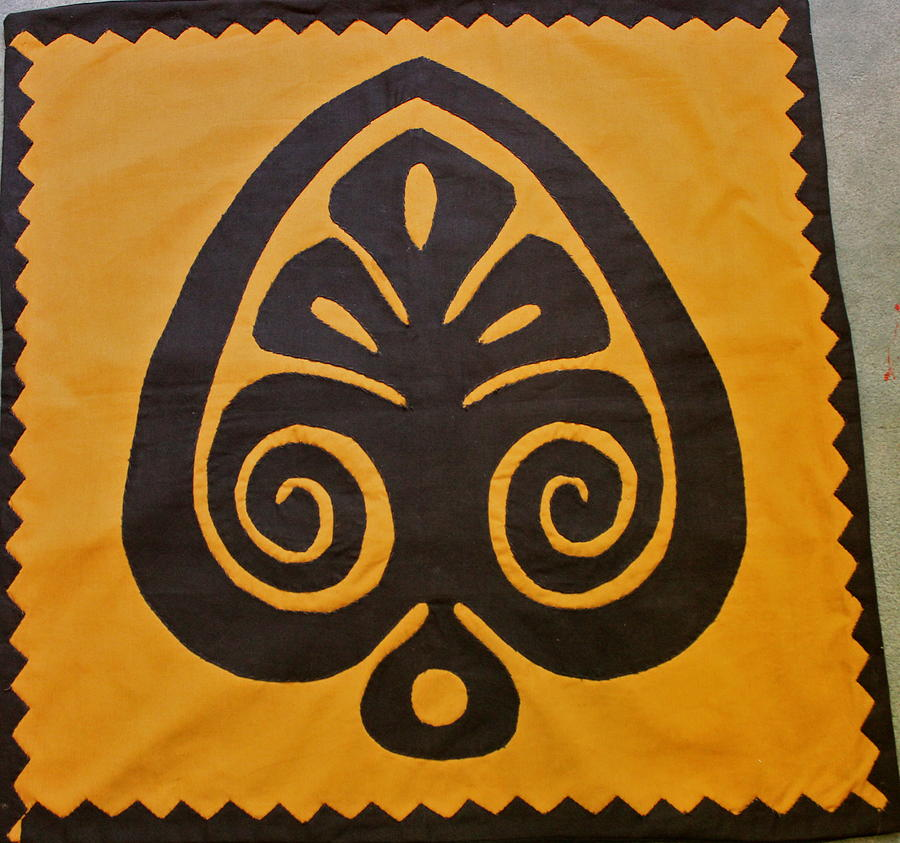 Motif Tapestry - Textile