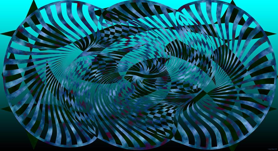 Motion1 Digital Art