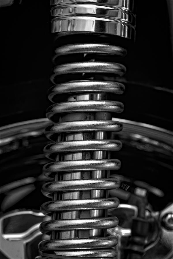 Motorcycle Part 2 Photograph