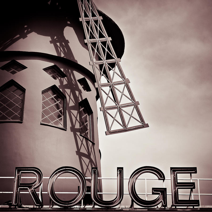 Moulin Rouge Photograph  - Moulin Rouge Fine Art Print