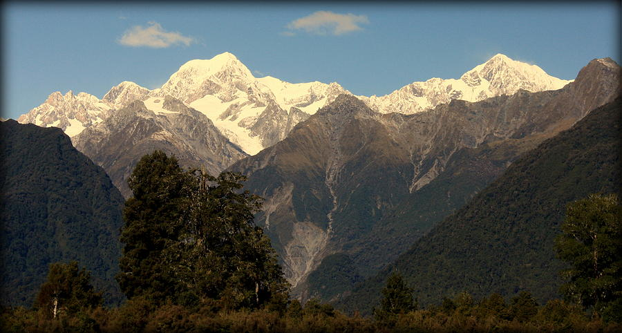 Mount Cook Photograph  - Mount Cook Fine Art Print