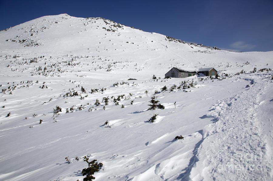 Mount Madison - White Mountains New Hampshire Usa Photograph