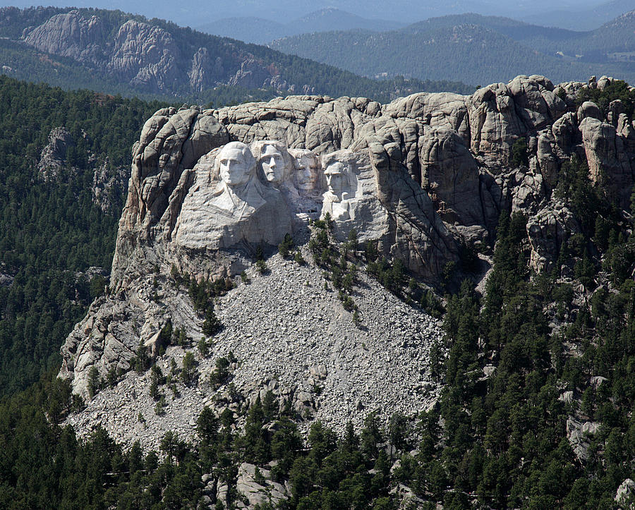 Mount Rushmore, 2009 Photograph