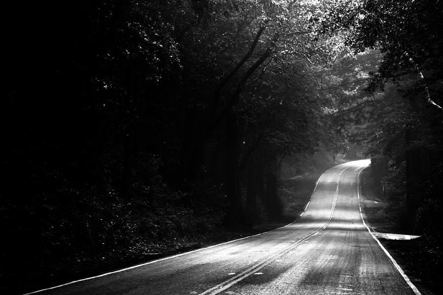 Mountain Road II Photograph