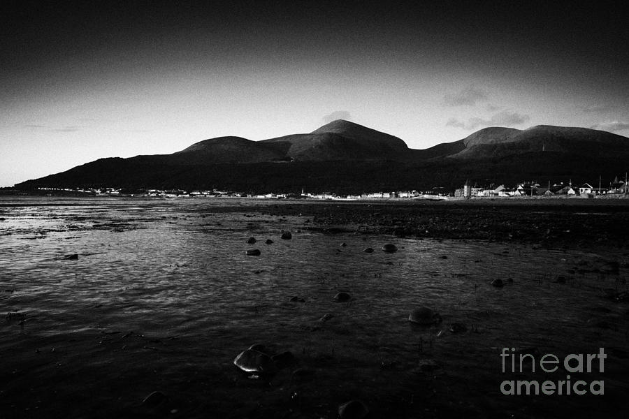 Mountains Of Mourne At Newcastle County Down Northern Ireland Photograph  - Mountains Of Mourne At Newcastle County Down Northern Ireland Fine Art Print
