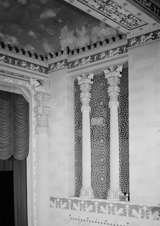 Movie Theaters, Missouri Theater Photograph  - Movie Theaters, Missouri Theater Fine Art Print